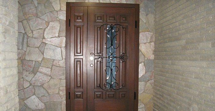 стальные двери в СПб