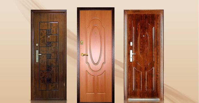 Роль размера металлических дверей
