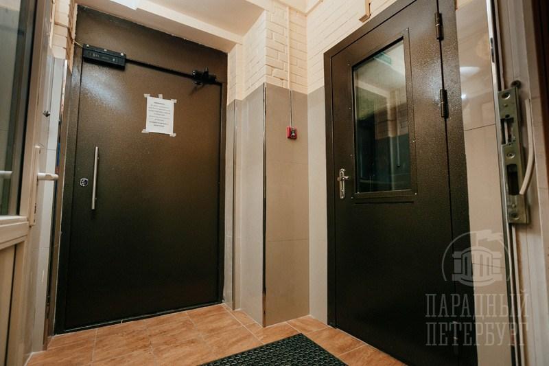 Изготовление и монтаж входных дверей
