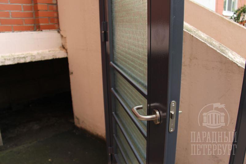 Металлическая дверь в тамбур своими руками 67