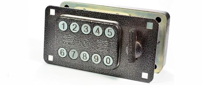 Кодовый замок на входную дверь