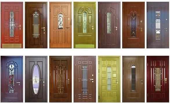Сколько стоит железная дверь