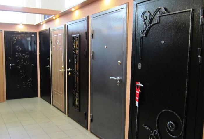 ГОСТ на металлические двери