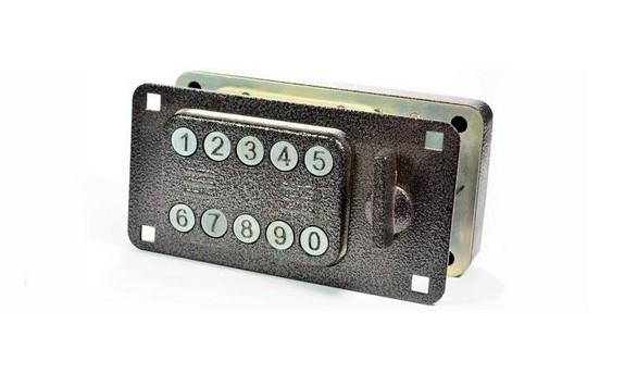 механический кодовый замок на входную дверь цена